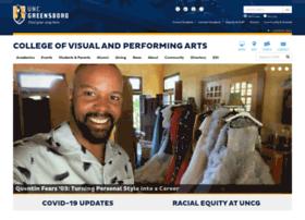performingarts.uncg.edu