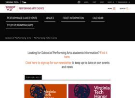 performingarts.vt.edu