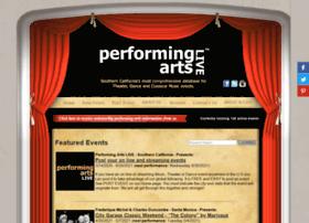performingartslive.com
