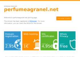 perfumeagranel.net