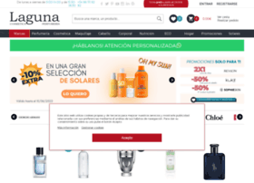 perfumeriaslaguna.com