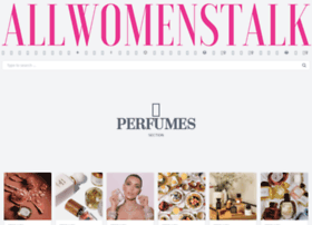 perfumes.allwomenstalk.com