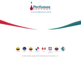 perfumesfactory.com