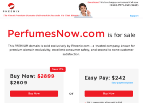 perfumesnow.com