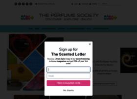 perfumesociety.org