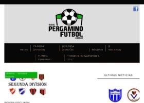 pergaminofutbol.com.ar