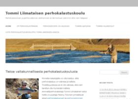 perhokalastuskoulu.info