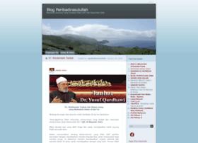 peribadirasulullah.wordpress.com
