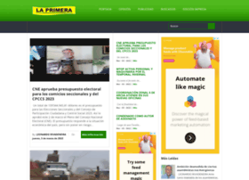 periodicolaprimera.com