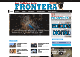 periodicosemanariofrontera.com