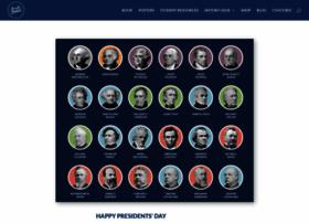 periodicpresidents.com