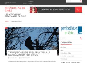 periodistasenchile.com