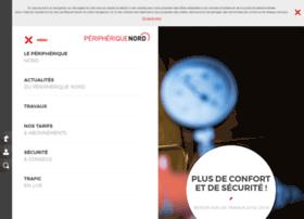 peripheriquenord.com