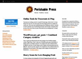 perishablepress.com