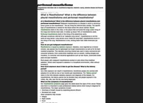 peritoneal-mesothelioma-uk.blogspot.com