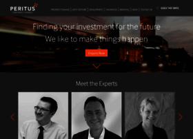 perituscorporatefinance.co.uk