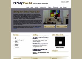 perkeyfineart.com