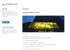 perks.foundersgrid.com