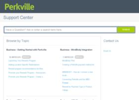 perkville.desk.com