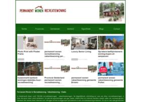 permanent-wonen-recreatiewoning.nl