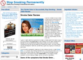 permanentlystopsmoking.com