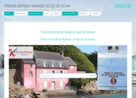 permis-bateau-vannes.fr