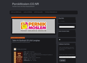 pernikmoslem.wordpress.com