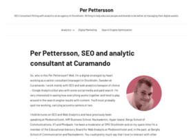 perpettersson.me