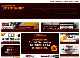 perpetualdalta.edu.ph