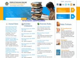 perpustakaan.depkeu.go.id