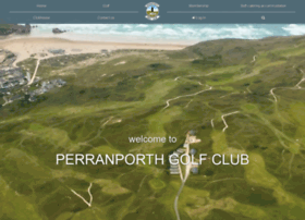 perranporthgolfclub.com
