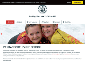perranporthsurfschool.co.uk