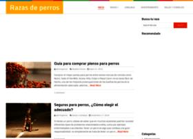 perrosysusrazas.com