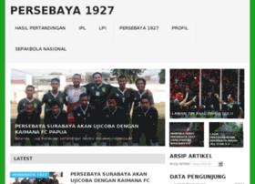 persebaya1927.org