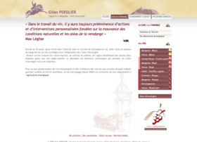 persilier-vins.com