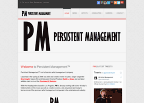 persistentmanagement.com