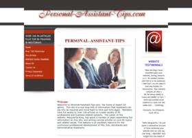personal-assistant-tips.com
