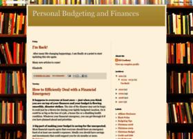 Personal-budgeting.blogspot.com