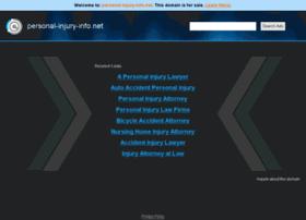 personal-injury-info.net