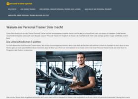 personal-trainer-spartak.de