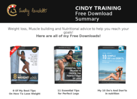personal-trainer-zuerich.cindytraining.com
