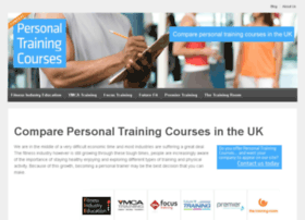 personal-training-courses.net