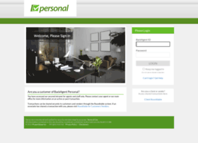 personal.backagent.net