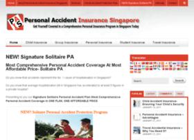 personalaccidentinsurance.com.sg