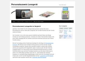 personalausweislesegeraet.net