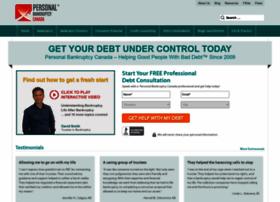 personalbankruptcycanada.ca