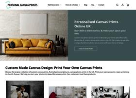 personalcanvasprints.co.uk