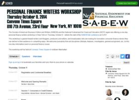 personalfinance2014.sched.org