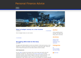 personalfinanceadvice101.weebly.com