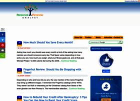 personalfinanceanalyst.com